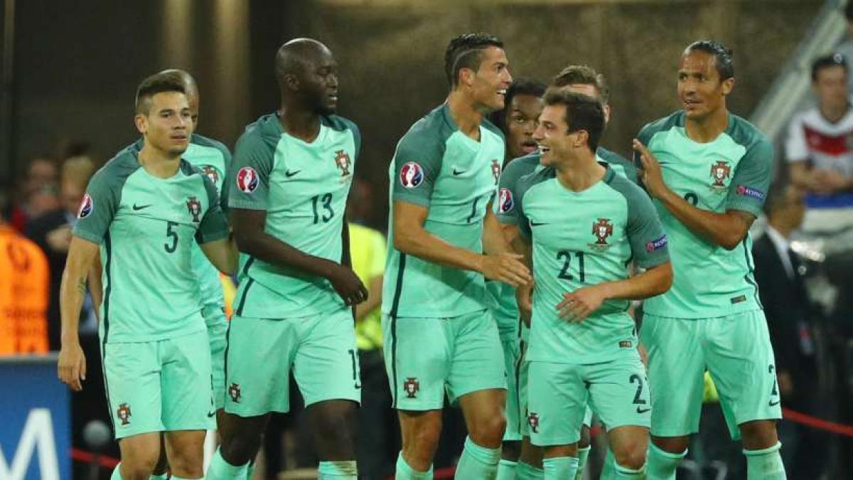 Em Spiel Portugal Wales