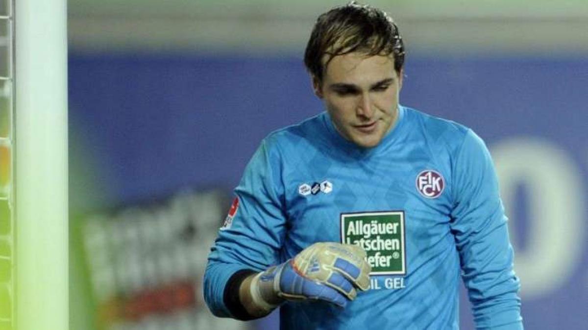 Tobias Sippel schwört Kaiserslautern die Treue