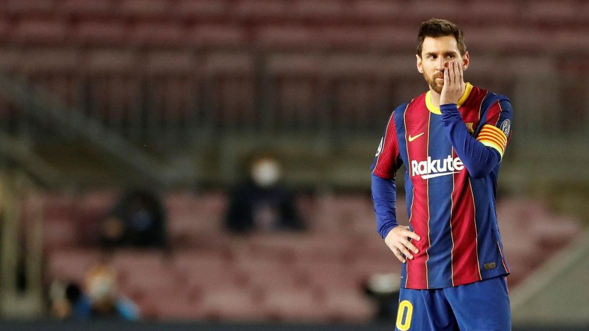 """Besseres Projekt"": PSG glaubt fest an Messi-Verpflichtung - FussballTransfers.com"