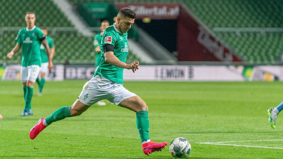 Werder: Rashica gegen Bielefeld dabei?