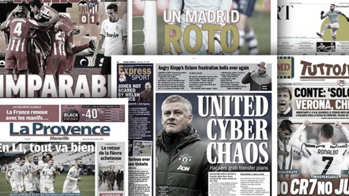 "Cyber-Chaos bei den Red Devils | ""Magic Mahrez"""