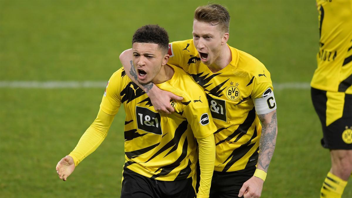 """BVB: Abgang von Sancho """"so gut wie sicher"""" - FussballTransfers.com"""