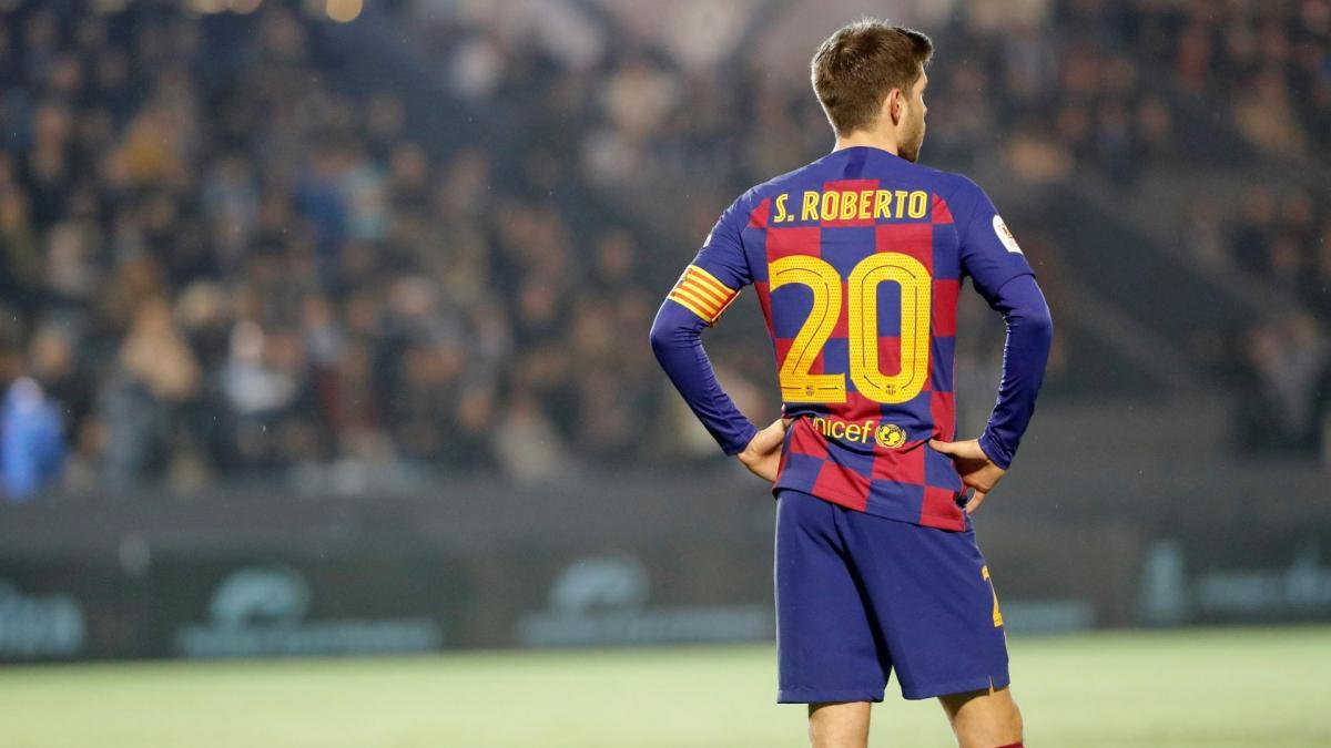 Barça: 60 Millionen für Roberto - FussballTransfers.com