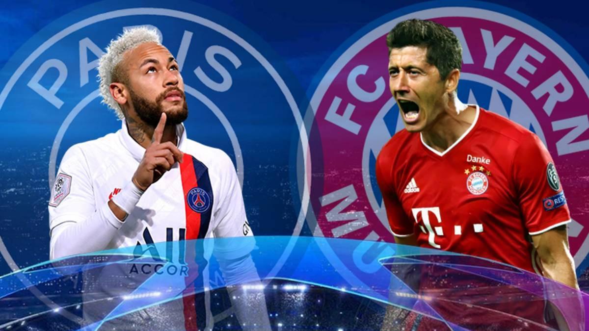 PSG Vs FC Bayern Die Voraussichtlichen Aufstellungen