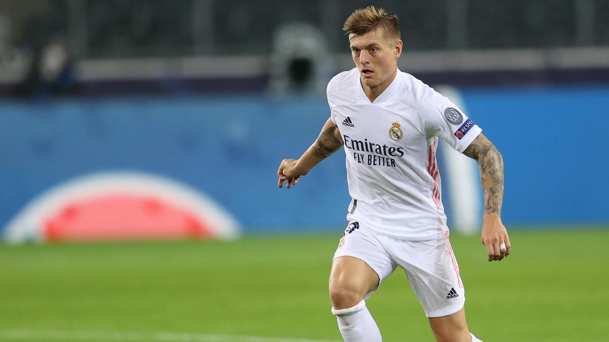 Real-Rekord geknackt: Kroos schreibt Geschichte - FussballTransfers.com