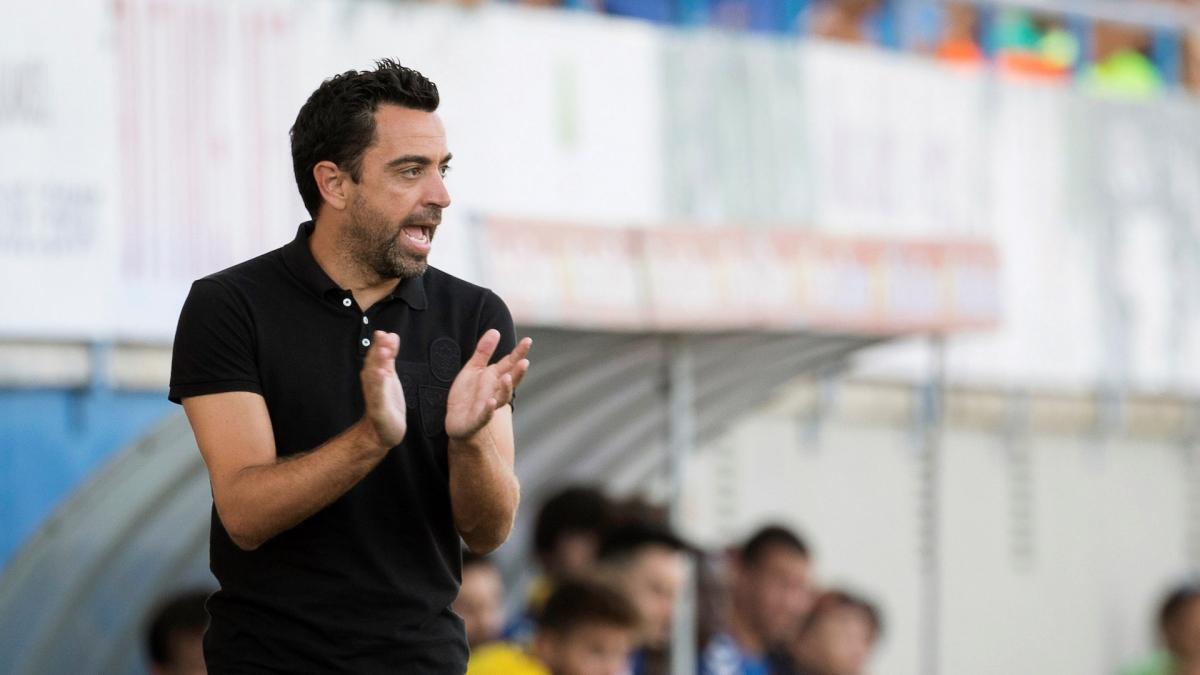 "Xavi: ""Ein Traum, Barça zu trainieren"" - FussballTransfers.com"