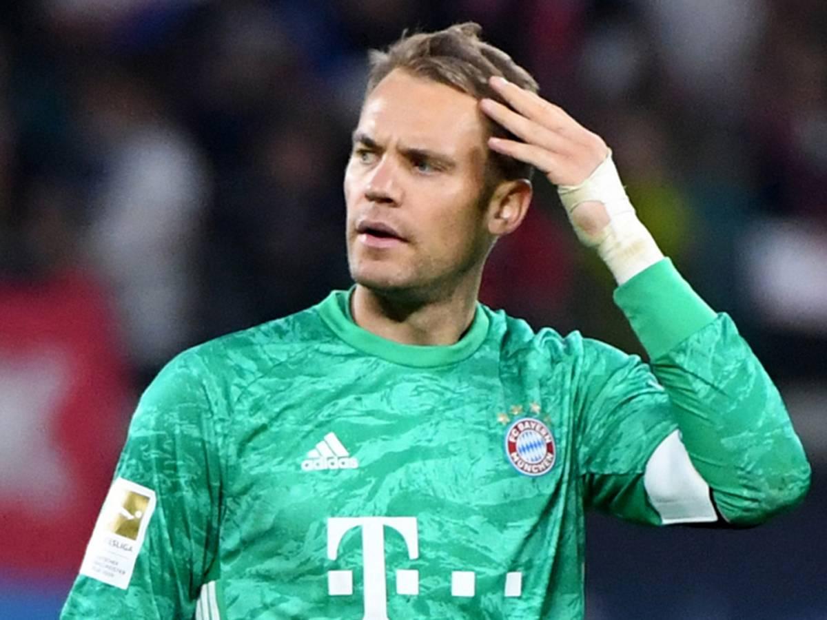 Fc Bayern Neuer Bedauert Trainer Abschiede