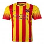 Trikot FC Barcelona auswärts 2014/2015