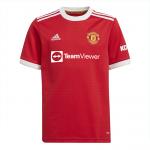 Trikot Manchester United FC zuhause 2021/2022