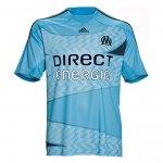 Trikot Olympique Marseille auswärts 2009/2010
