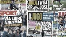 Freie Bahn für Neymar | Spurs im freien Fall