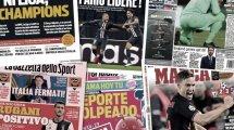 England vom Liverpool-Aus schockiert | PSG verhöhnt Haaland