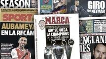 Tag der Entscheidung  | Aubameyang will zu Barça