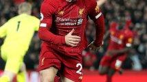 Freigabe für sechs Liverpool-Stars