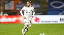 HSV: Saison für Hunt beendet