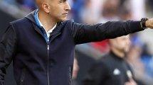 Espanyol setzt Fernández vor die Tür