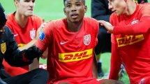 Zu gut für Dänemark: Francis weckt Bundesliga-Interesse