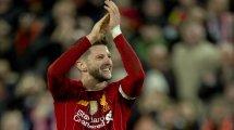 Liverpool: Fünf Klubs wollen Lallana