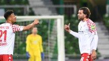 Szalai lässt Mainz-Zukunft offen