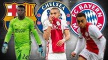 Ajax Amsterdam: Und schon wieder droht der Ausverkauf