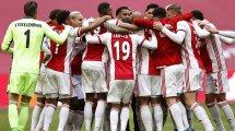 Ausbildungsranking: Ajax dominiert – Bundesliga abgeschlagen