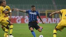 Inter verlängert mit Kolarov