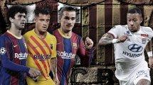 Barça-Winter: Wer kommt, wer geht?