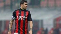 Milan arbeitet an Romagnoli-Verlängerung
