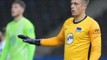 """Hertha: Schwolow beschwört """"neue Hackordnung"""""""
