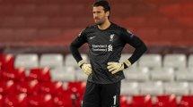 Liverpool verlängert mit Alisson
