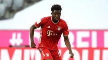 Bayern: Davies & Coman fit für Barça