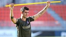 Morata kurz vor Juve-Rückkehr