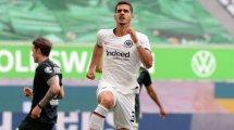 Frankfurt: Rebic soll Silva finanzieren