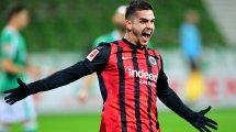 RB Leipzig: Gedankenspiele um Frankfurts Silva