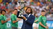Pirlo startet Trainerkarriere