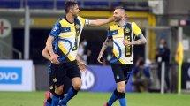 Duo verlängert bei Inter