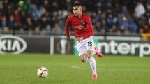Medien: Uniteds Pereira verhandelt mit Bundesligisten