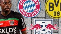 Zehn Anfragen für Musaba: Auch Bayern und Leipzig im Rennen?