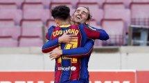 Barça: Griezmann soll bleiben