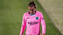 Atlético-Boss über die Griezmann-Verhandlungen