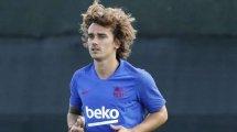 Medien: Barça will Griezmann verkaufen