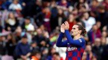 Barça plant mit Griezmann