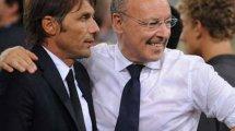 "Wintertransfers: Inter will ""sehr präsent"" sein"