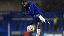Rüdiger vermeidet Chelsea-Bekenntnis