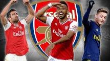 Arsenal: Sechs Verkäufe im Sommer?