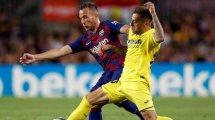 Barças Arthur schließt Inter-Wechsel aus