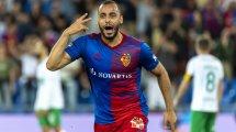 Europas Top-Torjäger | Bundesliga-Kandidat Cabral betreibt Eigenwerbung