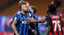 Inter setzt Duo vor die Tür