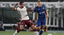 Roma will mit Trio verlängern
