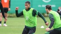 Wolfsburg: Zwangspause für Neuzugang Vranckx